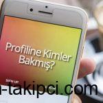 Instagram Profilime Kim Baktı Uygulamaları
